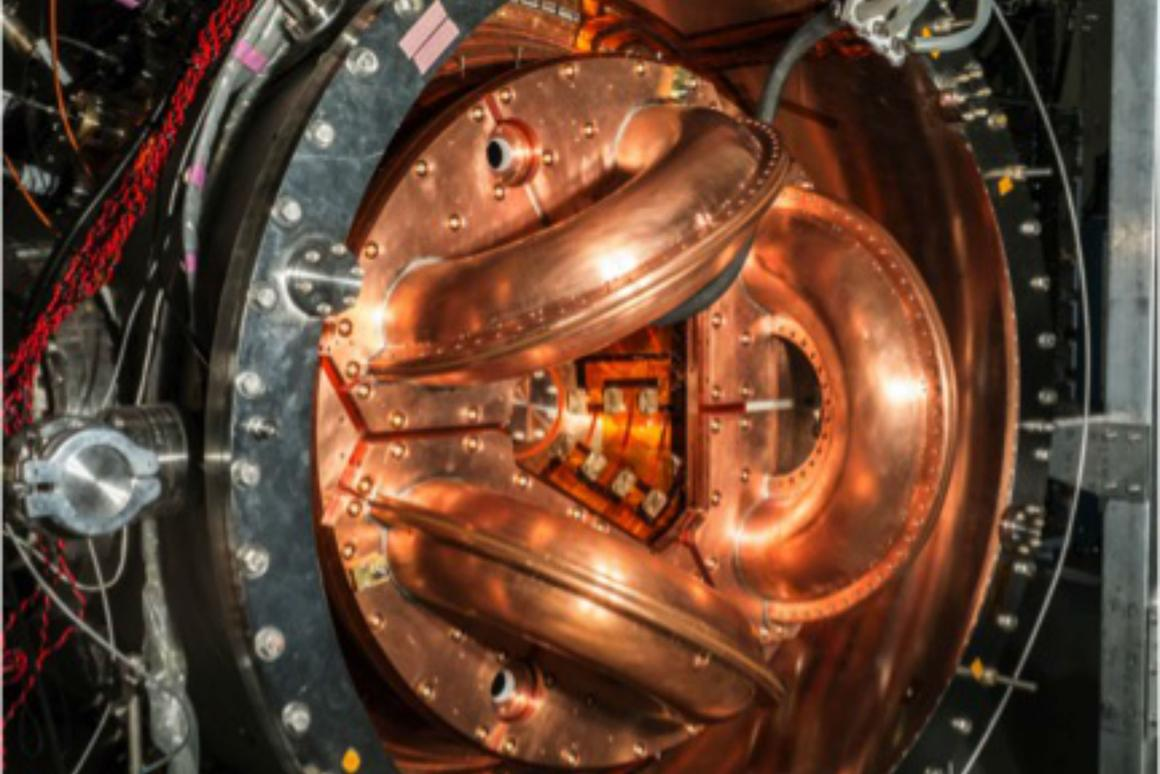 The University of Washington's HIT-SI3 experimental reactor (Photo: University of Washington)