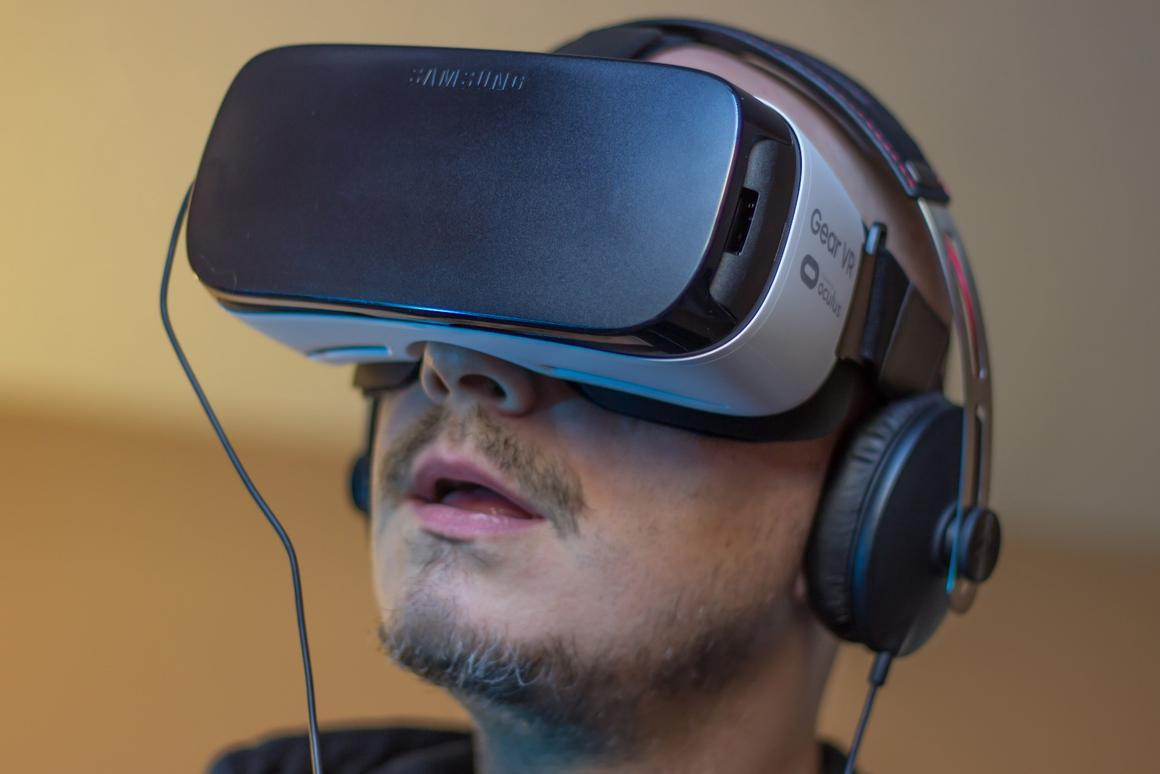 Consumer VR is here, though you'll need a Samsung phone to get in on the fun