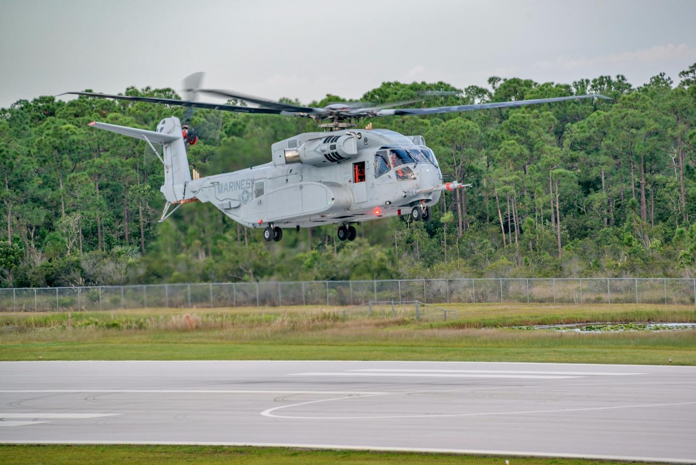 The CH-53K King Stallion will be the heaviest helicopter in the US military inventory