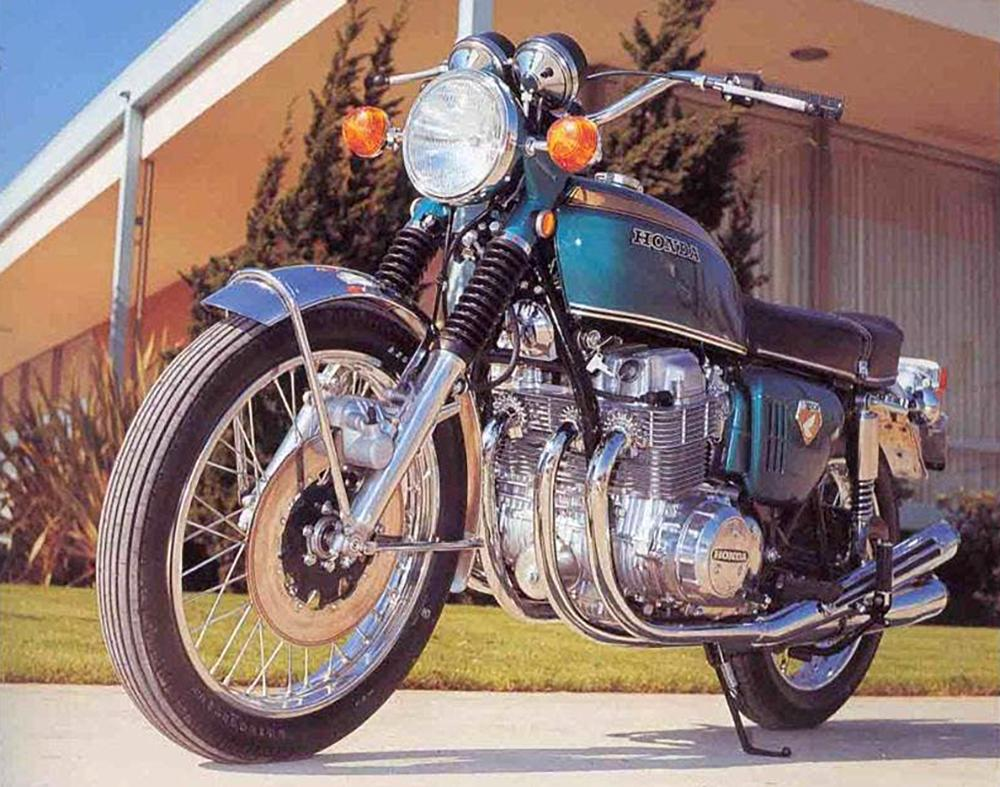 Honda Cb750 Becomes Most Expensive Japanese Motorcycle Ever Sold At Auction