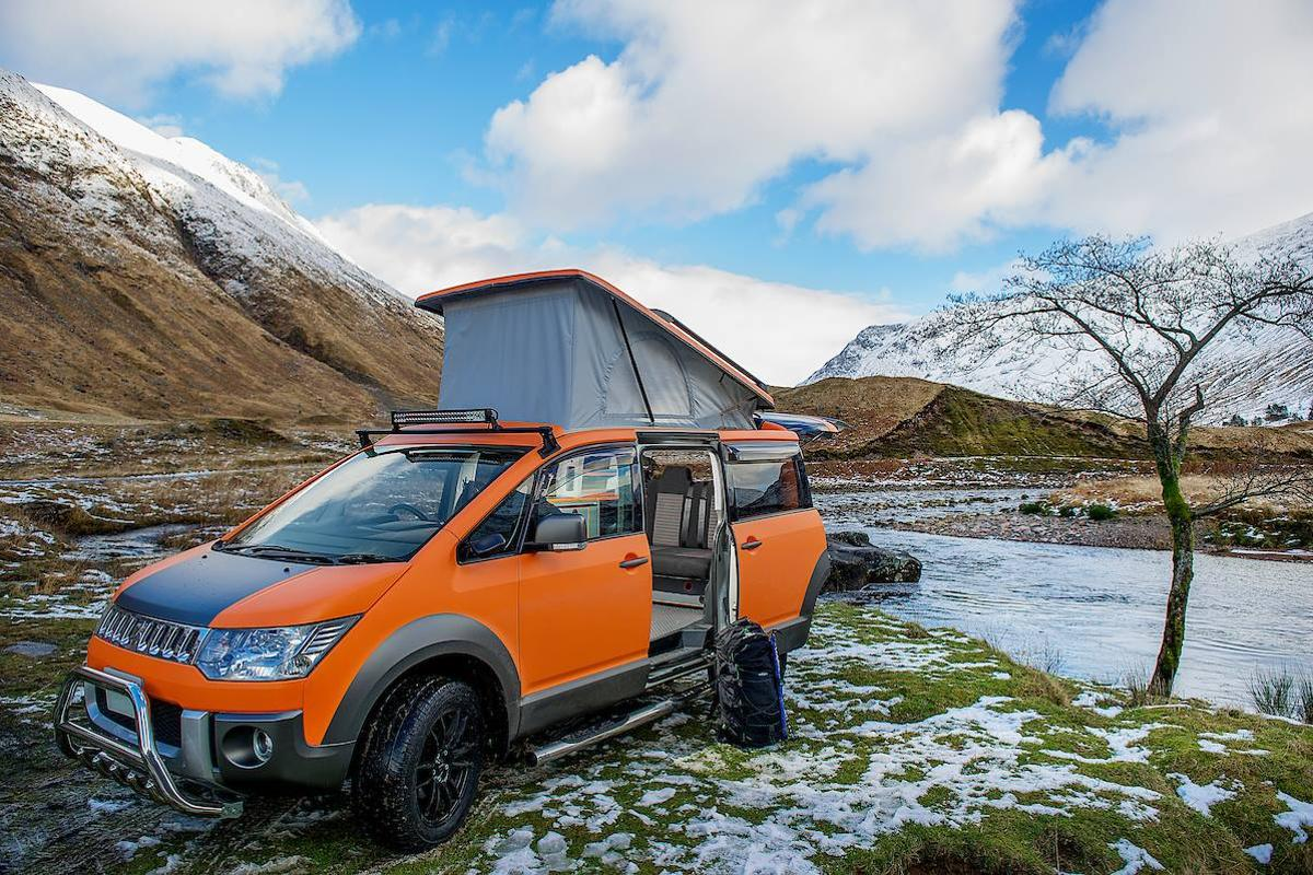 With its small size and rugged build, the D:5 Terrain should be an attractive option for those who want to explore and camp off the beaten path