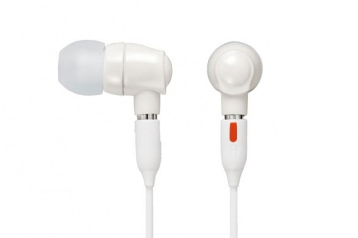 Panasonic's RP-HJE900 Zirconia Audiophile In-Ear Headphones
