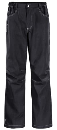 The Homy Rain Pants come in black, too