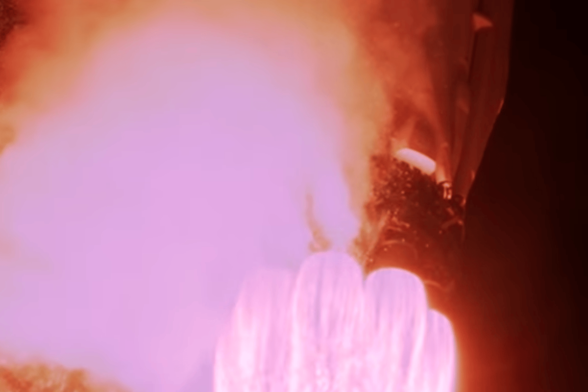 There is already plenty of footage of SpaceX's rocket launches (and landings), but Elon musk's company just seems to keep finding new angles for us to enjoy