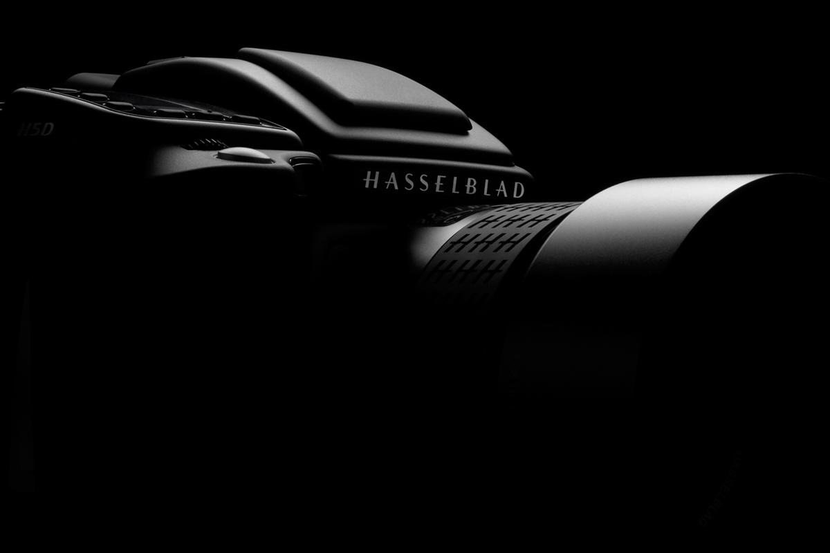 Hasselblad's H5D-50c will be the world's first medium format camera to feature a CMOS sensor