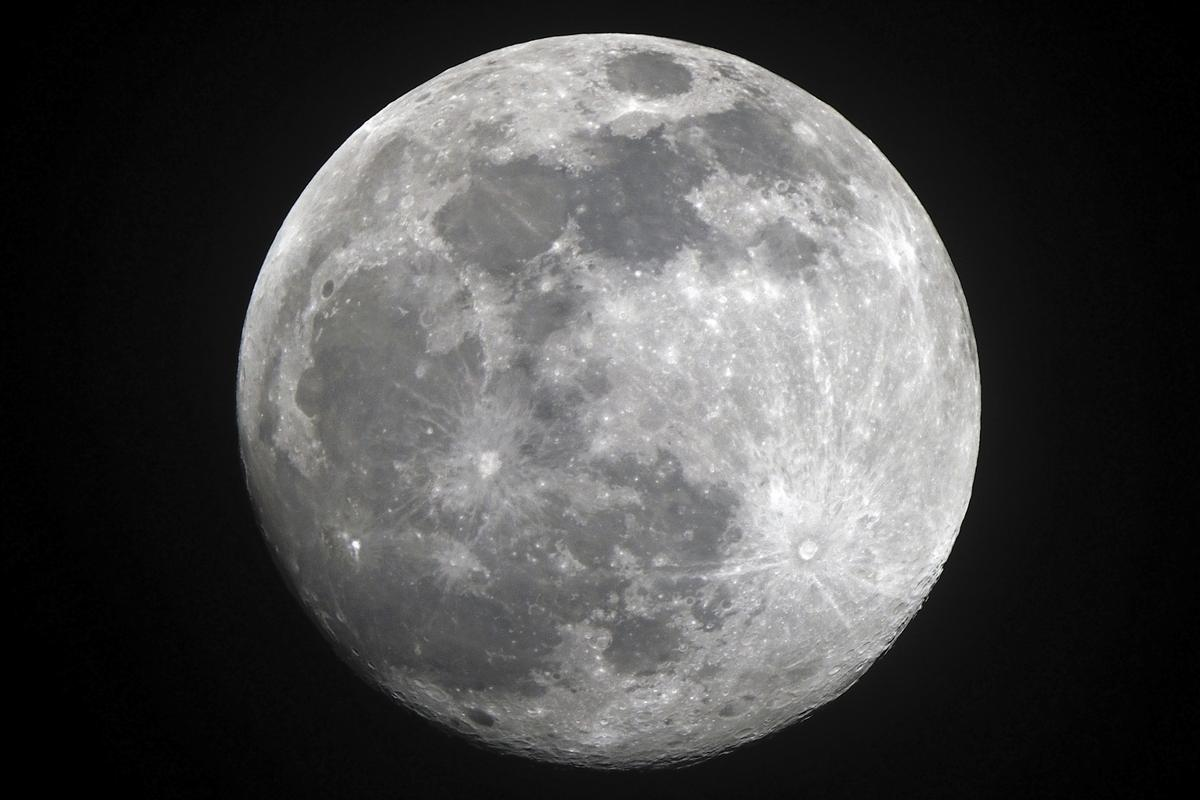 The International Lunar Observatory Association is to send a tested telescope on board Moon Express's entry to the Google Lunar X Prize challenge (Photo: Shutterstock)