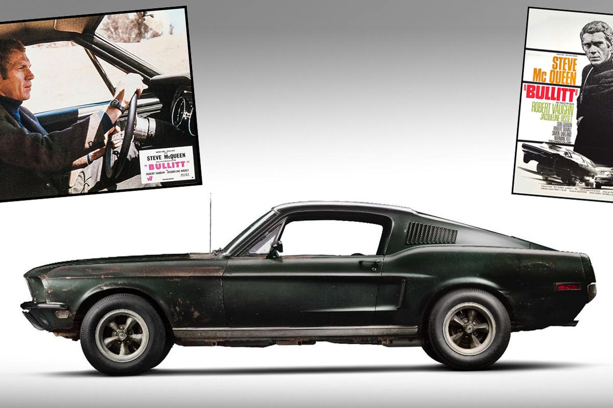 The world record auction price of $2.2 million for a Mustang will almost certainly be smashed by the Bullitt car, as will the $1 million record for a Mustang appearing in a feature film (Gone in 60 Seconds)