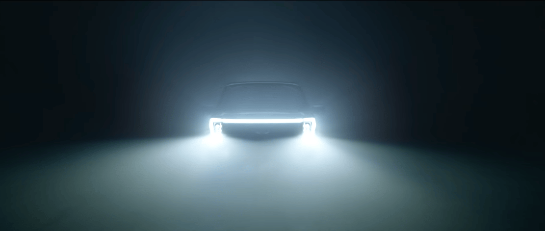 Soon the lights will be pointed in the other direction; the F-150 Lightning will make a high-profile world premiere on May 19