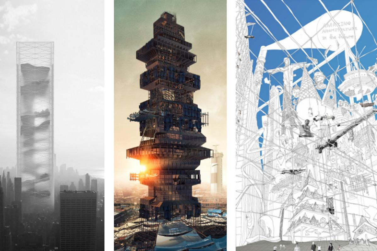 The winners have been announced for the 2015 eVolo Skyscraper Competition