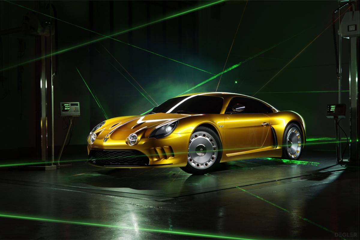 The new Willys Interlagos should sprint to 62 mph in just 2.7 seconds