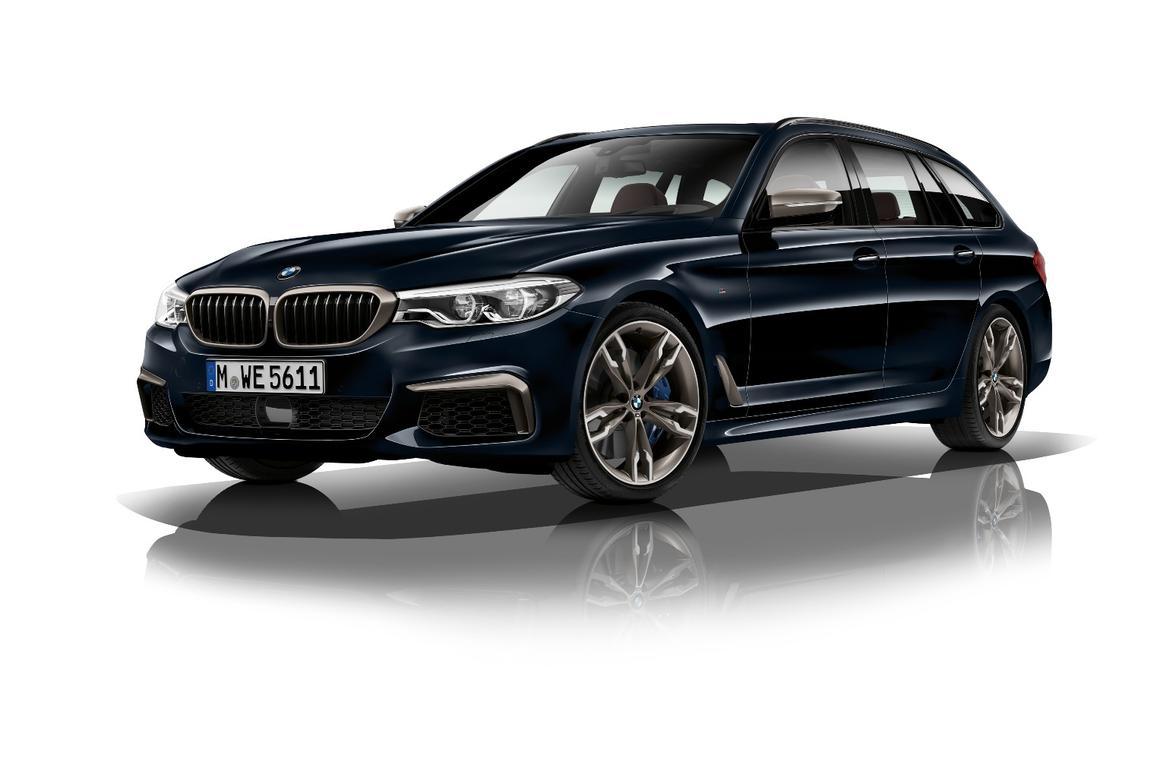 Quad-turbo BMW M550d becomes world's most powerful six
