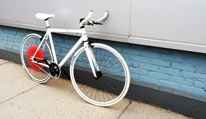 The Copenhagen Wheel – stylish Cinelli not included