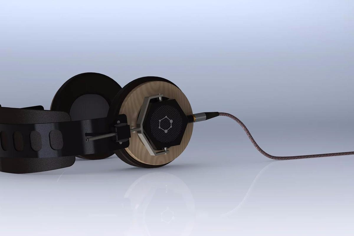 Wonder-material graphene can make for such lightweight speaker membranes that they'll require vastly less power to run