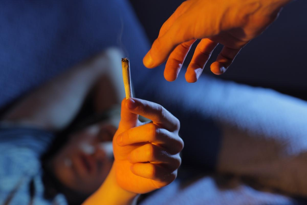 With a dataset composed of more than 1.4 million high school students a study revealed a 9 percent drop in frequent marijuana usein statesadoptingrecreational laws