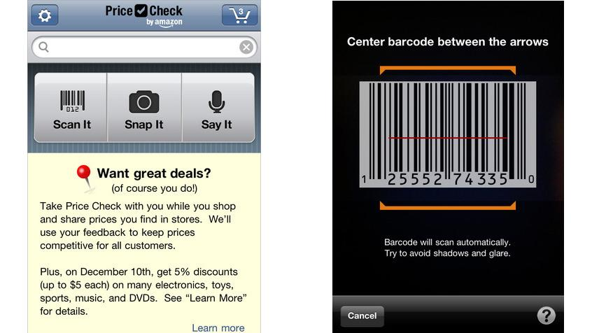 The Price Check by Amazon App is creating a storm in the retail industry