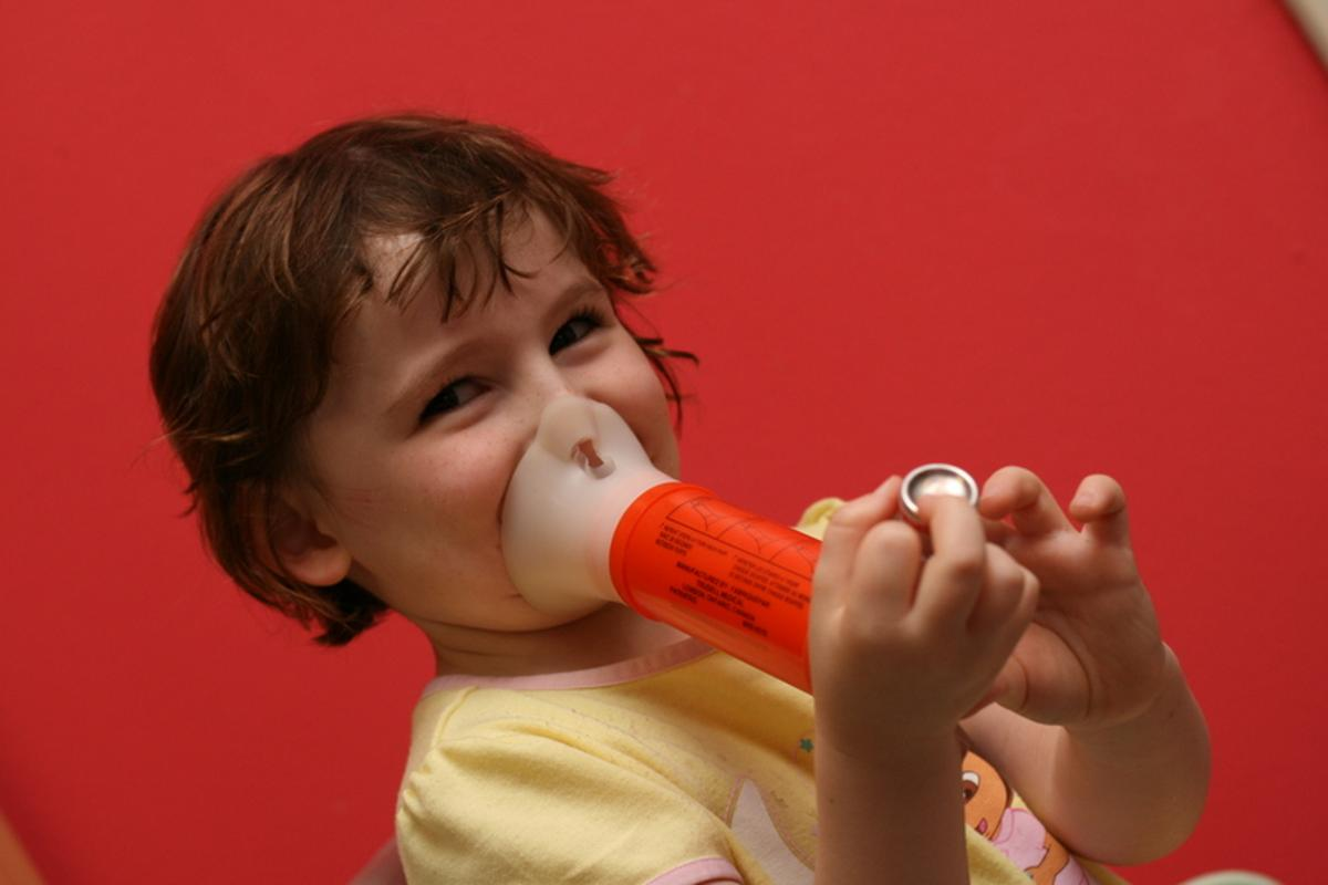 The researchers believe that the breakthrough could lead to the development of a blood test for diagnosing asthma in as little as five years