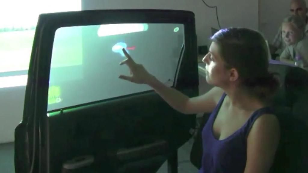 Students created a full-scale functional prototype to test their applications