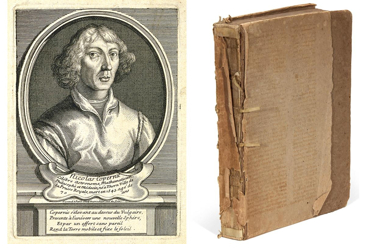 Just 276 copies of the first edition of De revolutionibus orbium coelestium (On the Revolutions of the Celestial Spheres) were known prior to this auction
