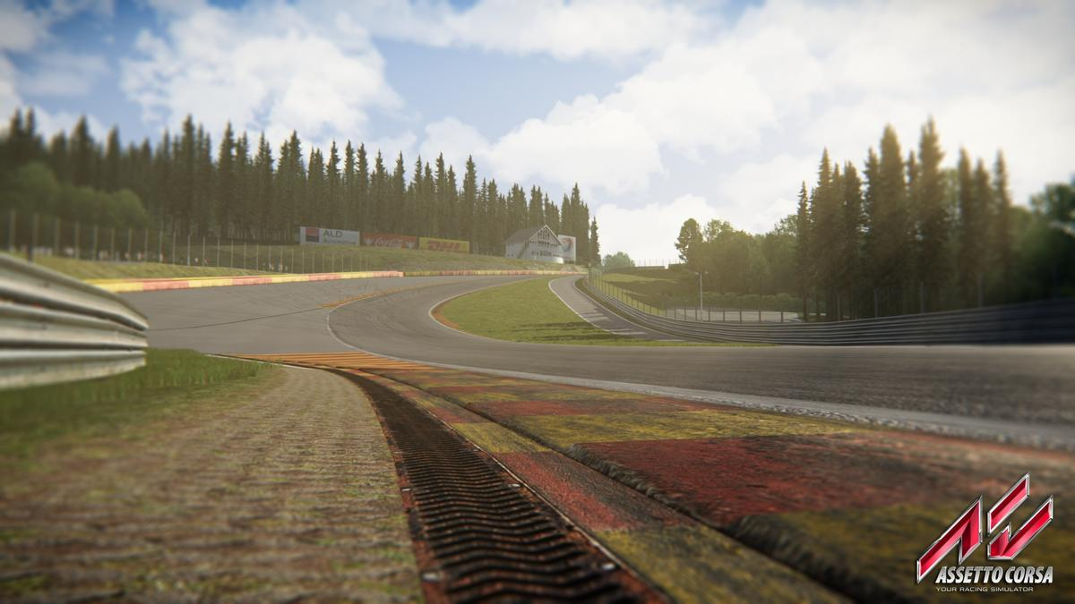 Spa's Blanchimont and Eau Rouge