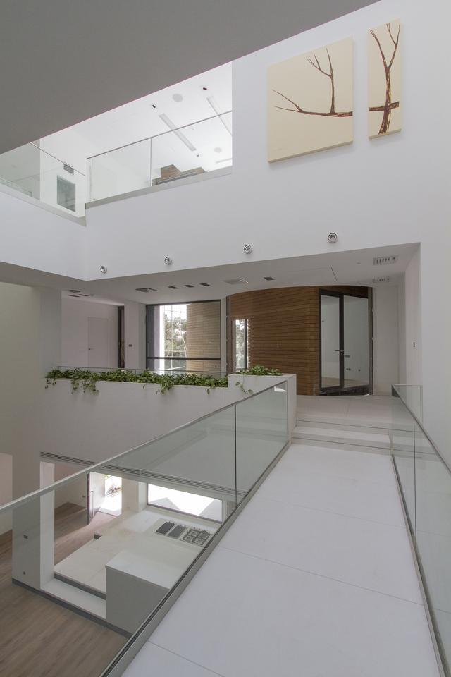The Sharifi-ha House is based in Tehran, Iran (Photo: Nextoffice)
