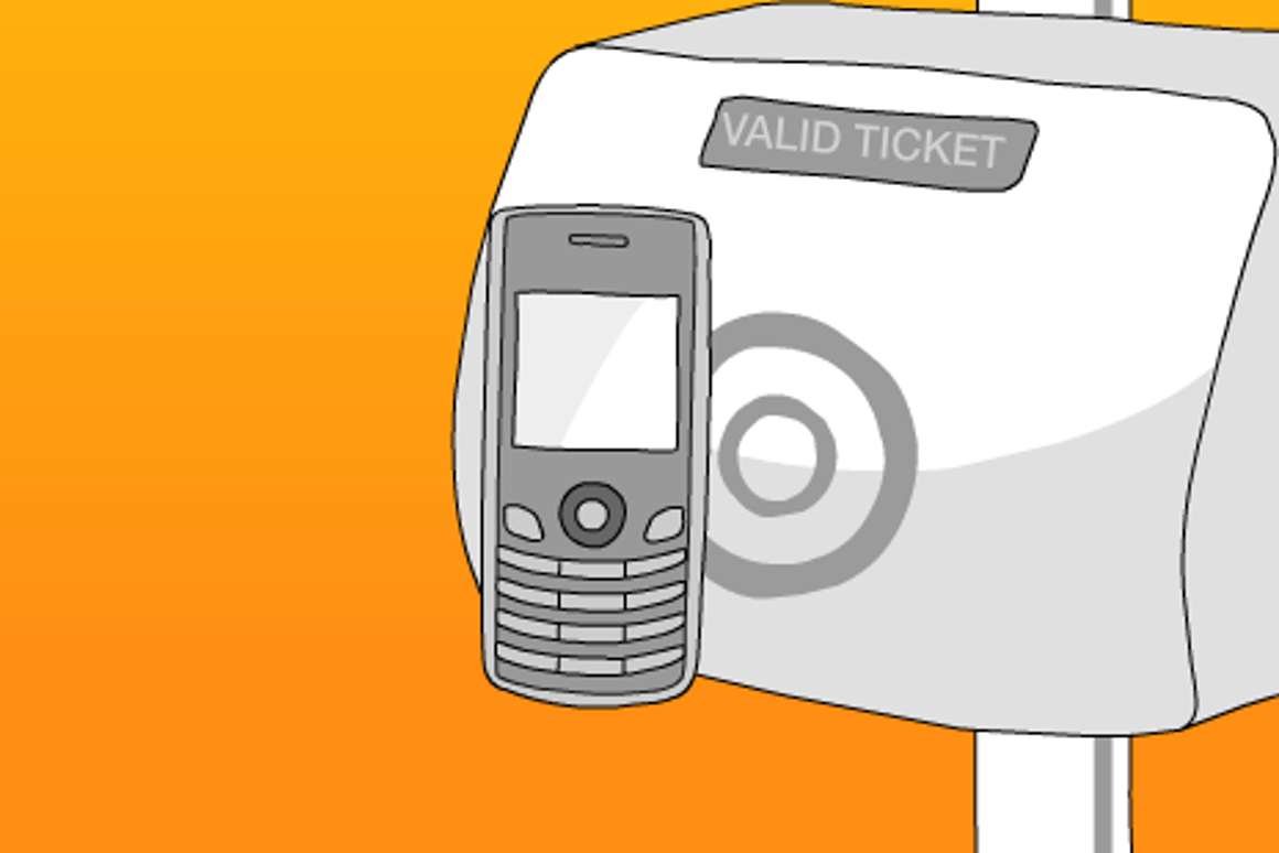 Orange contactless payment rolls-out