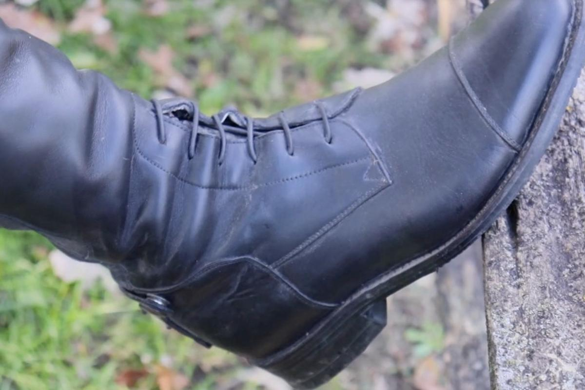 The SmartBoot is currently the subject of a Kickstarter campaign
