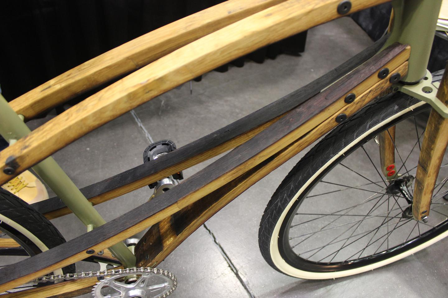 The Cooper Bicycle has some pretty nice curves, along with an attractive patina
