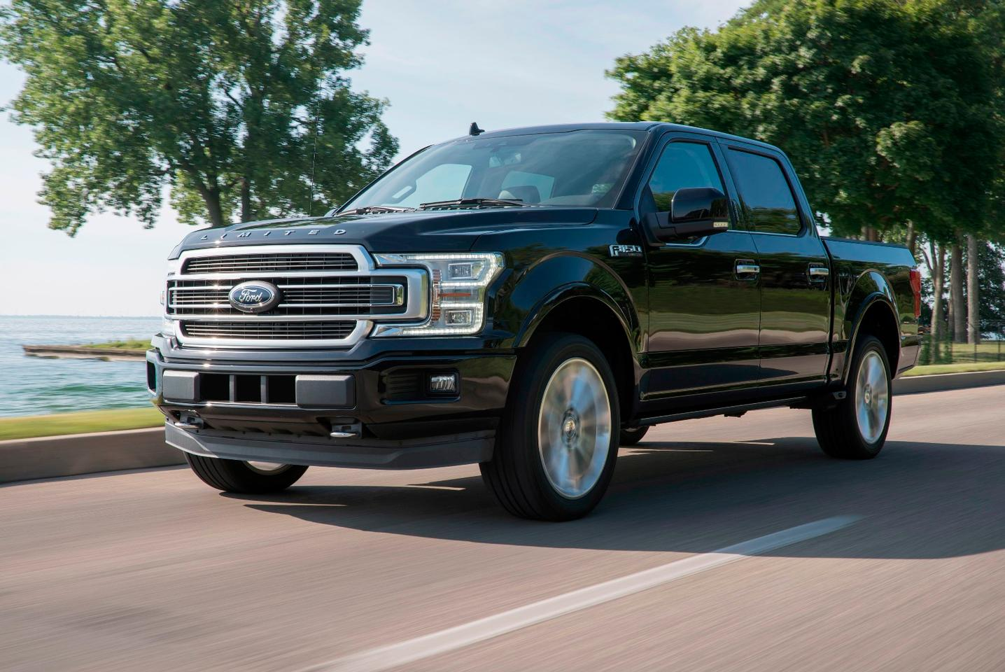 2019 Ford F150 Limited,the king of the F150 range,gets a Raptor-level heart