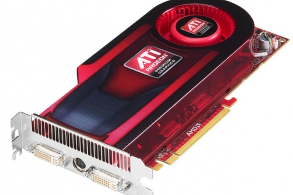 The ATI Radeon HD 4890 sure packs a graphical punch