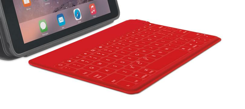 A look at Logitech's new Key-to-go wireless keyboard