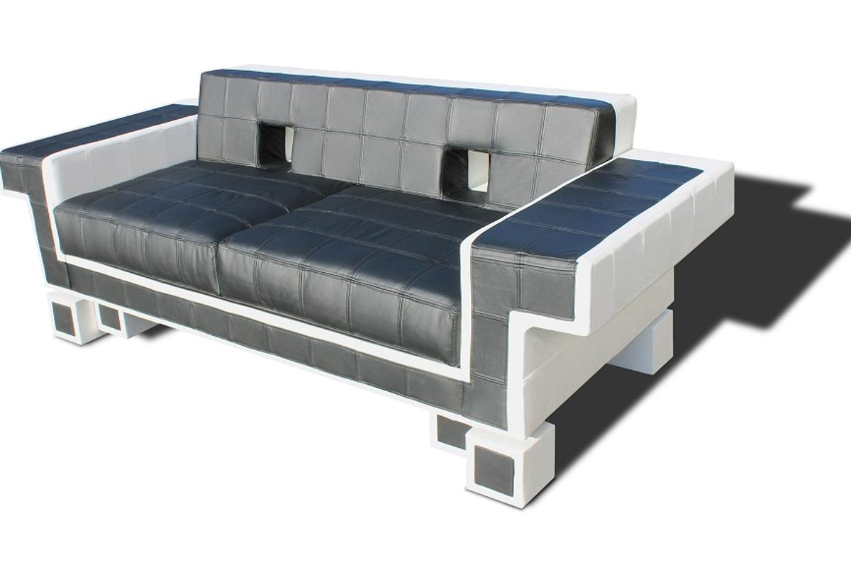 Retro Alien Couch is the perfect sofa for retro gamers