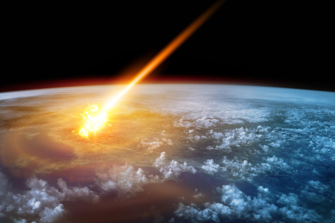 Geophysicists have stumbled across what is believed to be the largest asteroid impact zone on Earth (Image: Shutterstock)