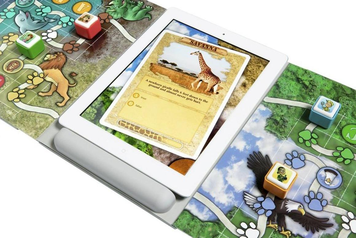 GameChanger mixed old and new for family gaming on the iPad