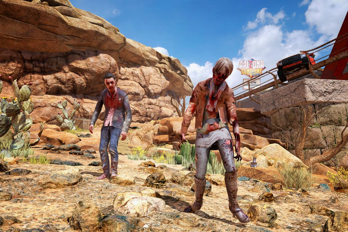 New Atlas reviews Arizona Sunshine, one of the most engrossing experiences in VRgaming
