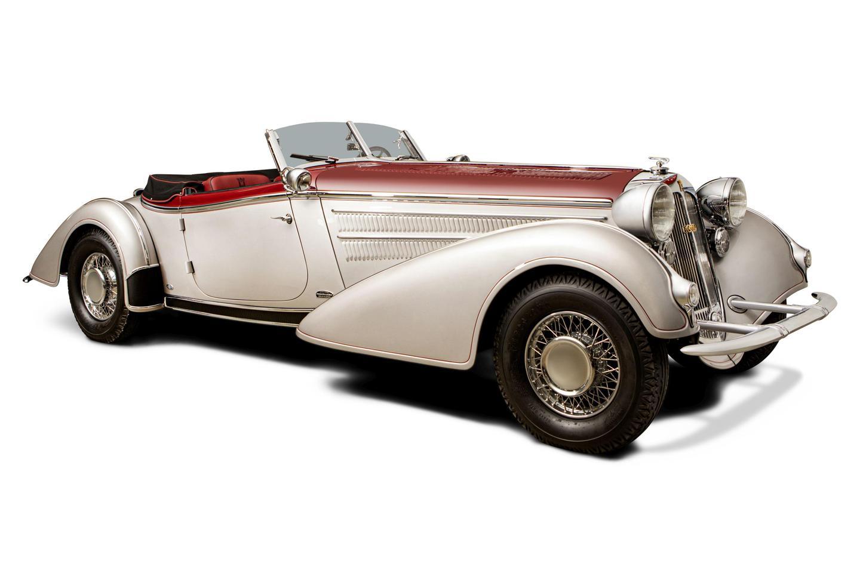 1937 Horch 853 Spezialroadster