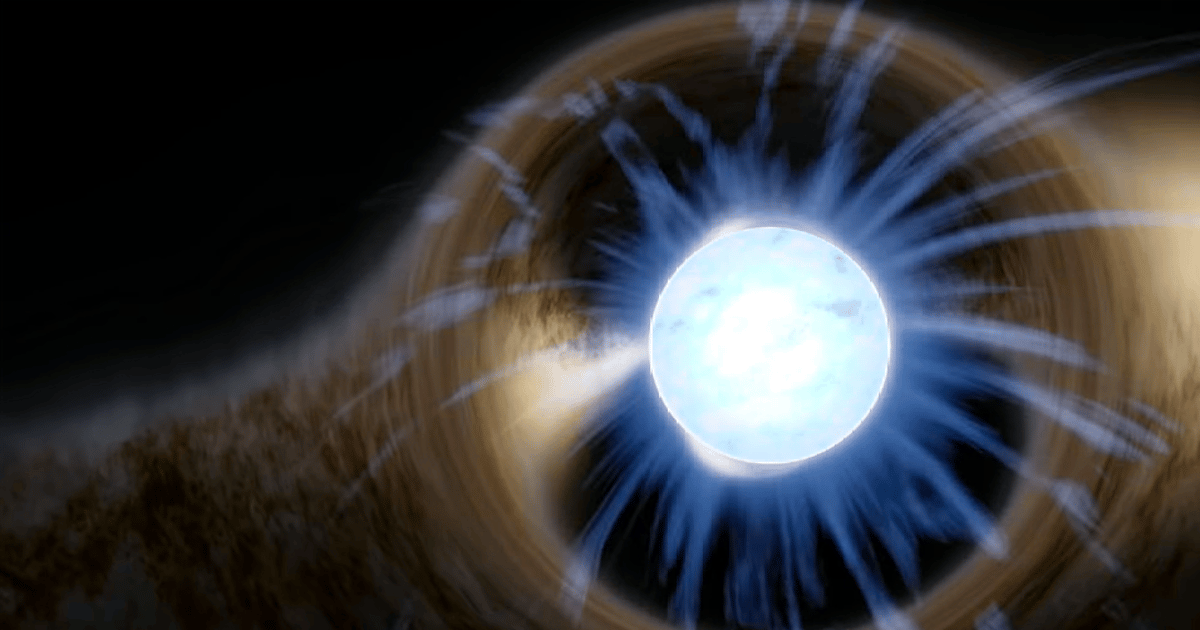 """Unexplained X-ray signals from neutron stars insinuate """"ghost"""" particles"""