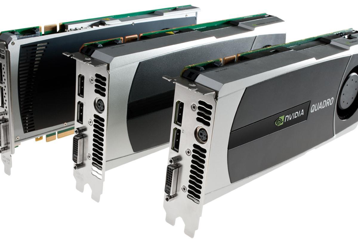 NVIDIA's new Quadro 4000, 5000, and 6000 GPUs