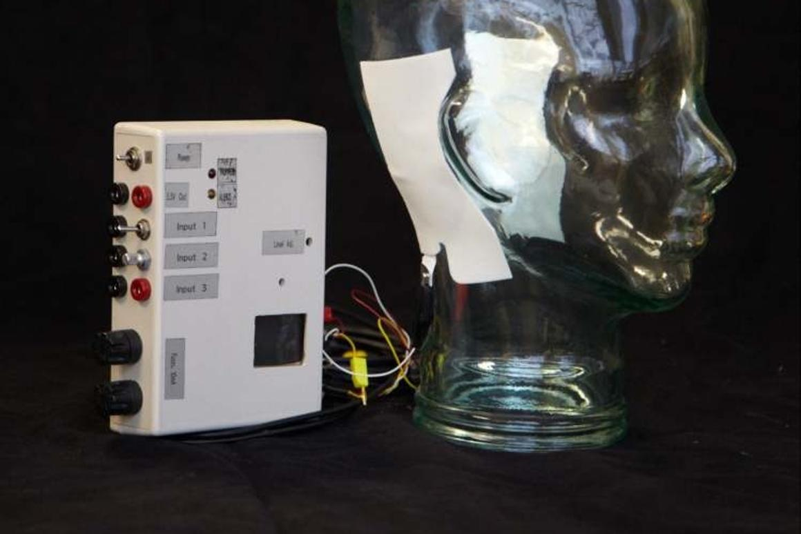 The Galvanic vestibular stimulation system