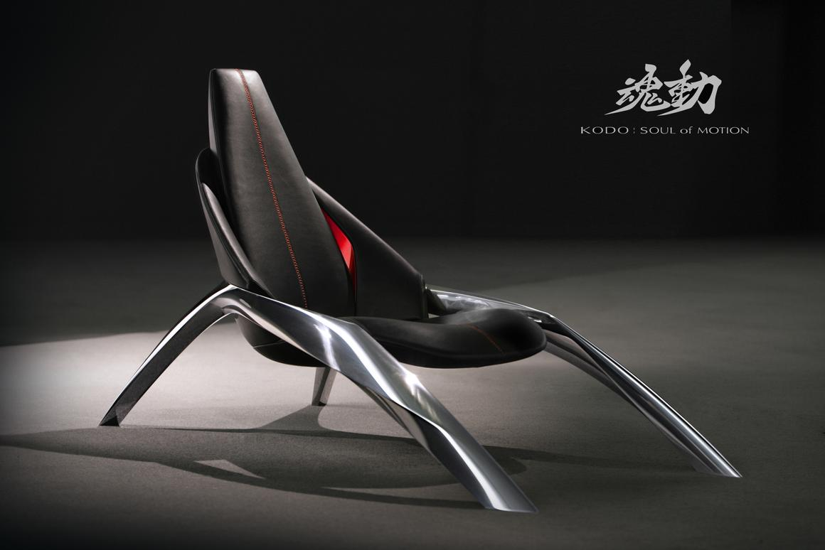 The Mazda KODO Chair