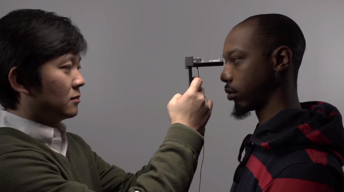 SVOne is a portable eye test lab