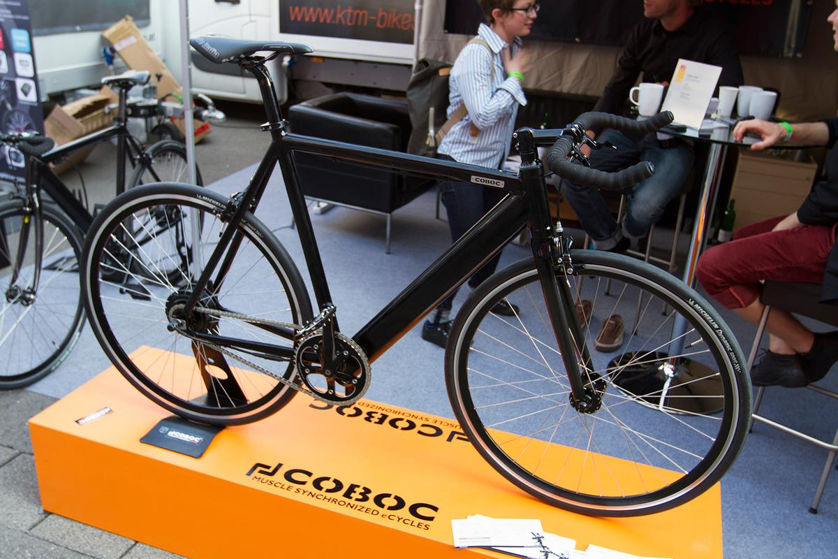 The Coboc eCycle took out the Gorl Award at this year's Eurobike