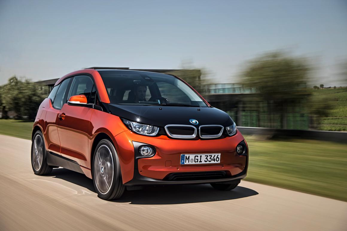 The BMW i3 is set to hit the road in November