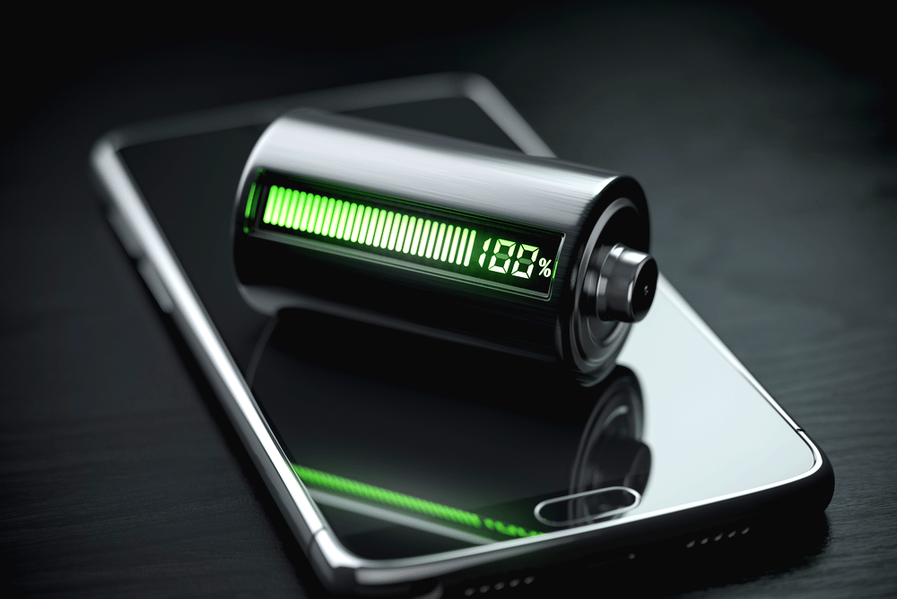With power densities around 7000 W/kg, GMG claims its graphene aluminum-ion battery technology could charge a phone battery in 1-5 minutes