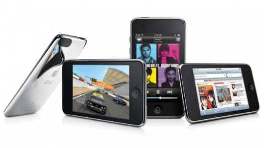 The new iPod touch lineup is the same as it ever was - on the outside anyway