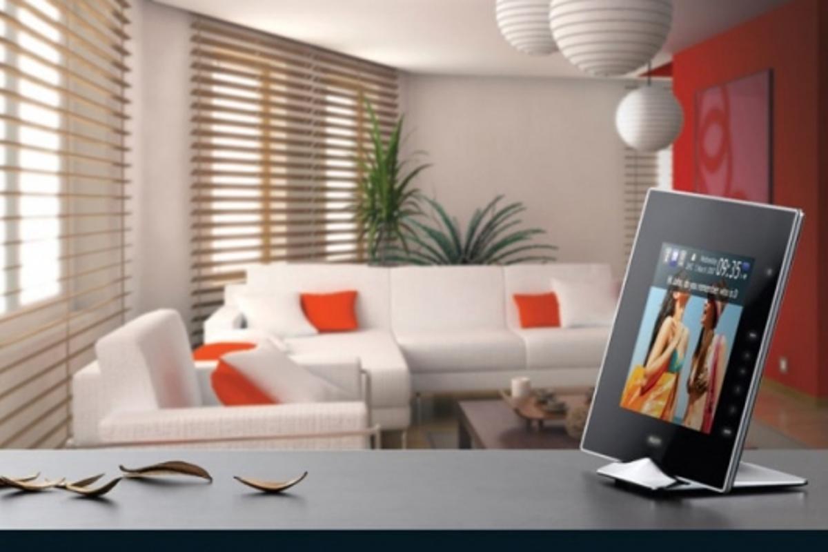 Wireless PIXXA digital photo frame