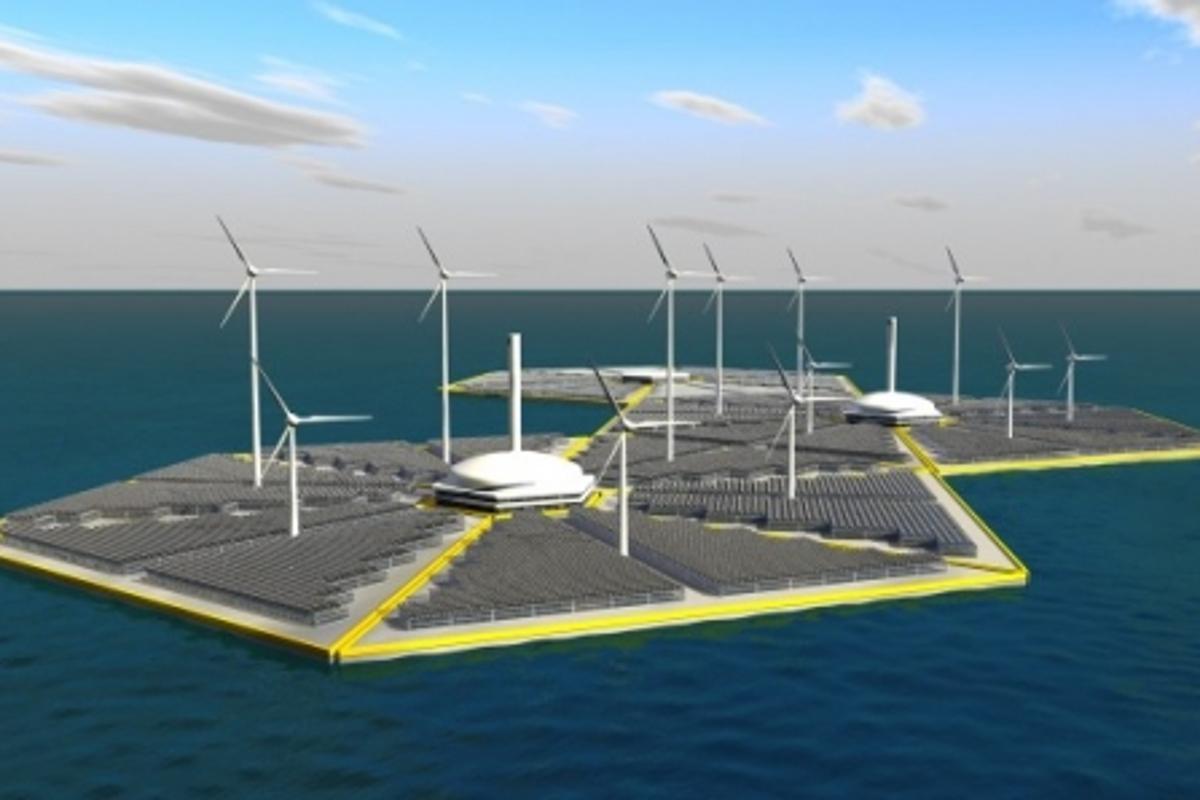 Energy Island sketch