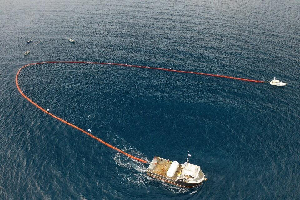 SodaStream has dubbed its first ocean cleanup system Holy Turtle