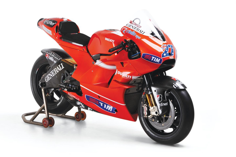 2010 Ducati Desmosedici GP10 CS1