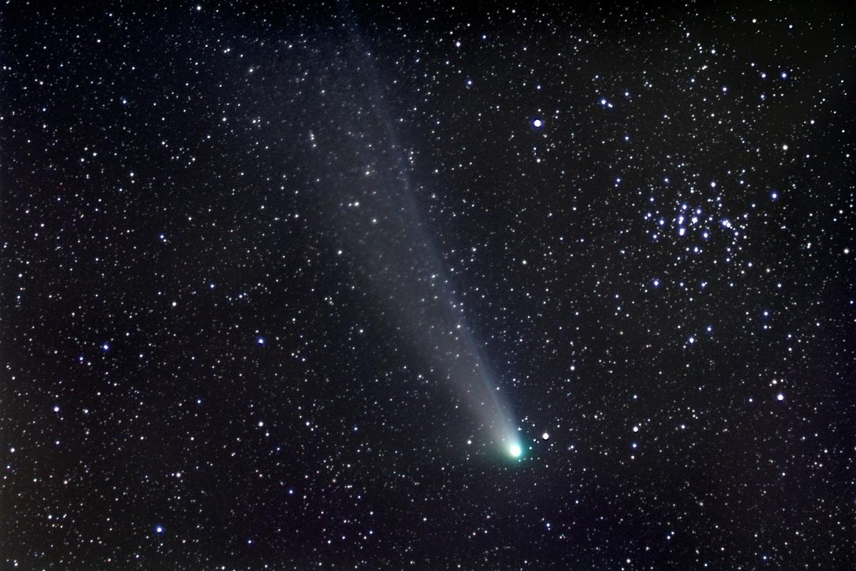 How brightly will Comet PANSTAARS shine? We don't have long to wait for the answer (Photo: Shutterstock)