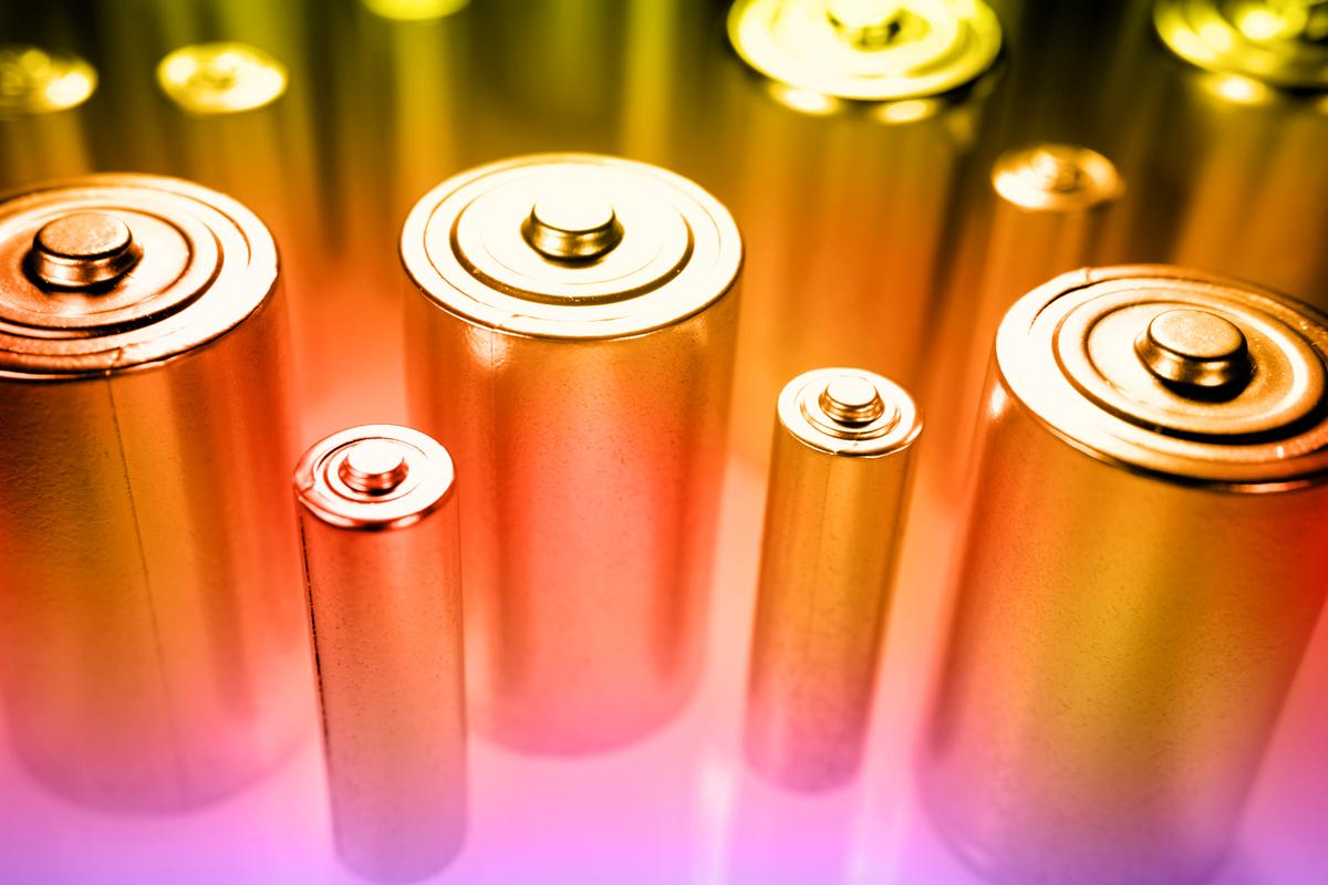 Scientists have created a new chemistry to make zinc air batteries (not pictured) rechargeable